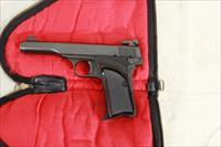FN Browning Model 10/71 .380acp with factory pouch