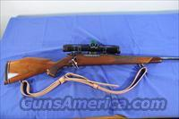 Weatherby Mark V .300 Wea. w/2x7x Weatherby Scope