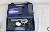 "Colt King Cobra .357 Magnum Stainless Steel 6"" barrel with Box"