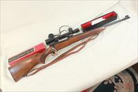 Pre-64 Winchester Model 70 Featherweight .270 Win. w/2.5-8x Bausch & Lomb scope
