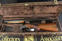 "Browning Superposed 12 Gauge, 26"" F&M, 1965, cased"