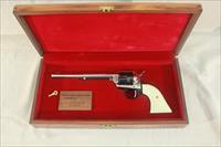 Colt Peacemaker 2nd Amendment Commemorative, Cased .22lr