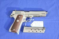 Colt Model Mk/IV/Series 70 in .38 Super and Nickel