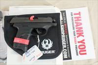 Ruger LC9S, 9mm Striker Action, 3-3/16 barrel