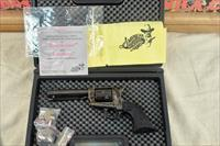 "AWA American Western Arms .44-40 with 4-3/4"" barrel, New in Box"
