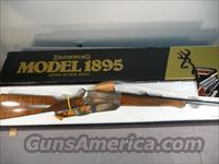 Browning Model 1895 High Grade .30-40 Rifle