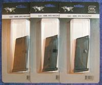 3 Glock 43 mags 9mm 6 round factory new $25 each