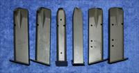 6 P226 mags 40/357 12rd used excellent-LN factory Sig Free shipping