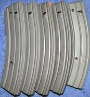 5 AR15 mags by C. Daly. 40rd steel body. Free shipping