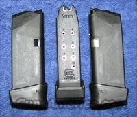 3 Glock 26 mags 12 round factory Glock $32 each
