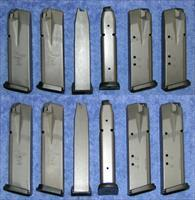 12 P229 mags 40/357 12rd used factory Free shipping $24 each