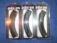 3 10/22 mags Ruger 25 rd BX-25 1022 Free shipping