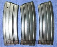3 Ruger mini 14 mags factory 30 rd NEW Free Shipping