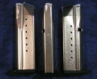 3 S&W Sigma 9 mags, SW9F, SW9VE SD9 16rd 9mm