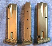 3 Beretta mags w base pad 92FS new 15 rd Italy $35 each