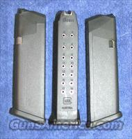 3 Glock 17 mags. New factory. 9mm 17 round 4th Gen. $25 ea