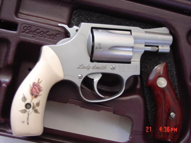 Smith Amp Wesson Model 60 Lady Smith 38 Special C For Sale