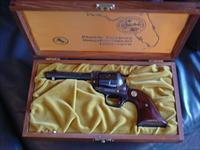 Colt Florida Territory Commemorative,Frontier Scout,made in 1972,22LR,4 3/4