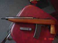 "Universal Enforcer 11 1/2"" barrel,30 Carbine, 30 round mag,scope mount,uses any M1 Carbine mags,awesome condition,pistol grip,super nice wood !!"