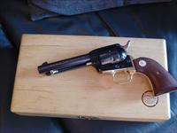 Colt Frontier Scout Carolina Charter Tercentenary 1663-1963,22LR,gold & blued,Walnut grips,#155 of only 550 made in 1963