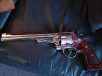 Smith &  Wesson model 27-2,357 Magnum, 8 3/8
