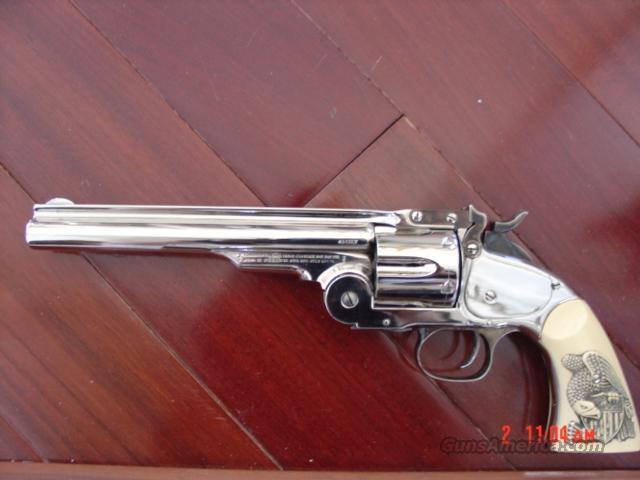 Schofield Model No 3,45 Colt,7