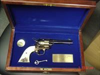 Uberti SAA Roy Rogers commemorative, #150,4 3/4