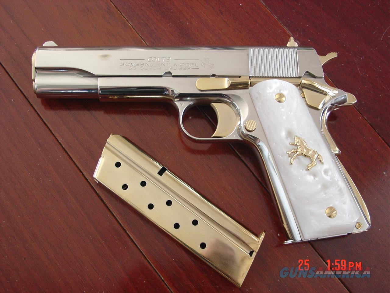 Colt Government 38 Super,5