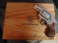 Smith & Wesson 640-1,357 Magnum,2.125