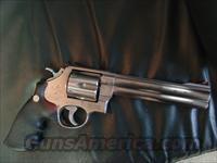 "Smith & Wesson 629-3,#95 of 150,1991,rare 6 1/2"",44 mag,Special Edition Illinois Handgun Deer Season,,light engraved,NIB with 2 page letter from S&W"