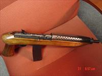 "Universal Enforcer model 3000,30 carbine,11 1/4""barrel,walnustock,30 round mag,pistol grip,metal handguard,M1 carbine action, awesome pistol to shoot !!"