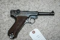 Mauser S/42 Luger All Matching dated 1938