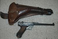 DWM Artillary Luger WWI all matching numbers