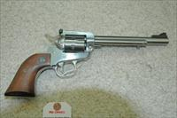 Ruger Single Six Stainless 22 LR (Mfg 1978)