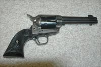 Colt SAA 3rd Generation with Light Engraving (Mfg 1978)