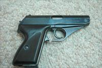 Mauser HSc Made in Germany 380 Caliber (Mfg 1970)