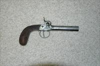 Belgian Antique Muff Pistol