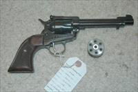 Ruger Single Six 22LR/Mag Mfg 1969