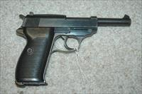 Walther P38 AC-44 Nazi Proof