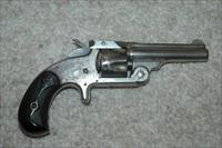 S&W 1 1/2 Antique .32 S&W Caliber