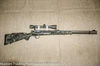 CVA Hunterbolt Magnum .50 Caliber 1:28 Twist