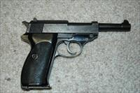 Walther P1 Mfg 1964 9MM