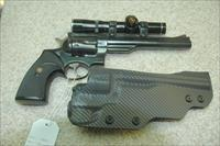 Ruger Redhawk w/scope and holster (Mfg 1989)