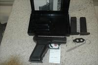 H&K P7 M13 Mfg 1989 w/3 mags and box