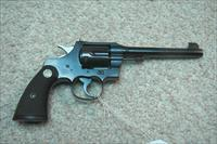 Colt Officer's Model 22 LR (Mfg 1938)