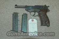 Walther P.38 HP Late War Model
