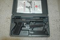 Ruger Mark III 22/45 Mfg 2011
