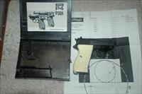 Walther P38K Mfg 1976 Unfired with box and papers