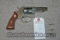 S&W model 36-1 Nickled