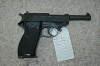 Walther P38 Mfg 8/1962 matching numbers